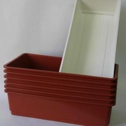 МАКСИ - ящики для балконных цветов