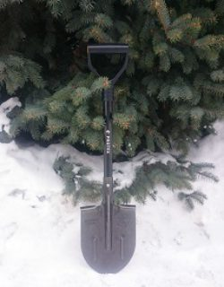 Туристическая лопата PROTEX Ника
