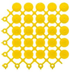 Напольное покрытие PROTEX желтое